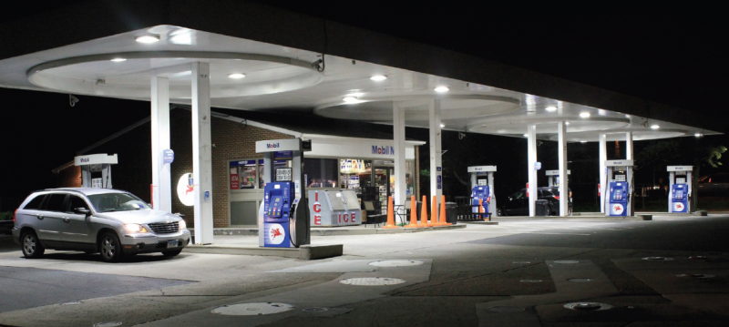gas station canopy lights - Google Search & gas station canopy lights - Google Search | C-Store Canopy ...