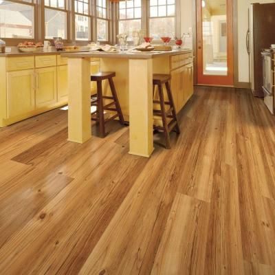 Home Legend Mission Pine 10 Mm Thick X 10 5 6 In Wide
