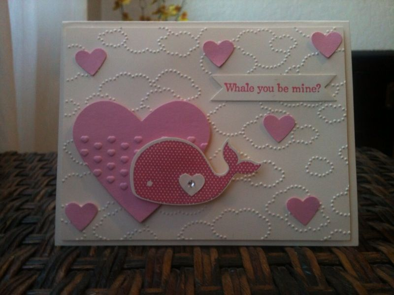 Whale you be mine???