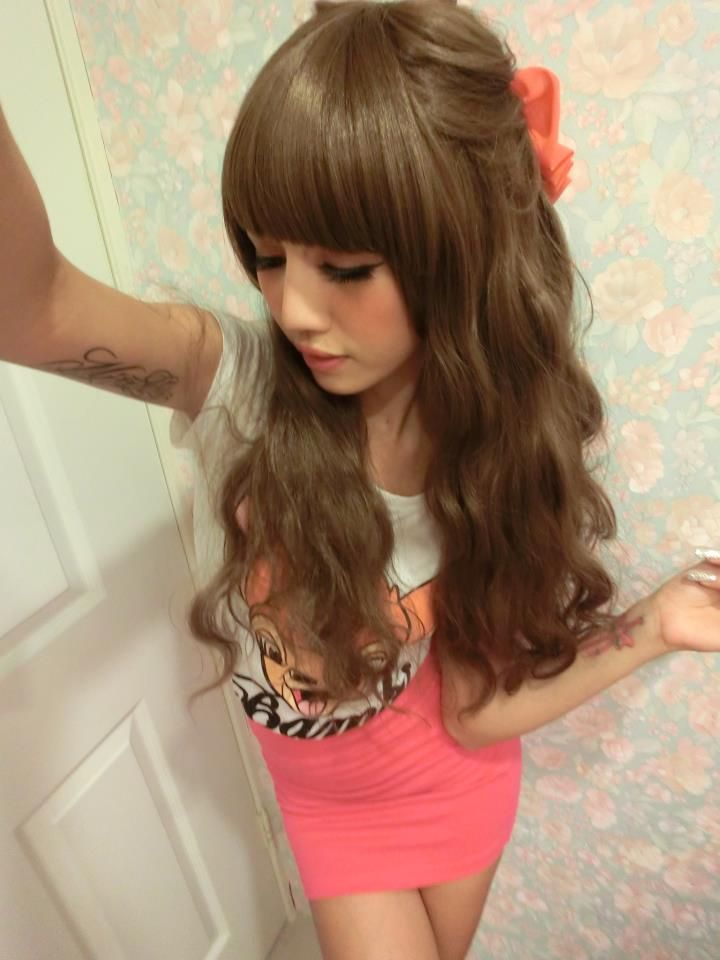 #gyaru Hair #dolly