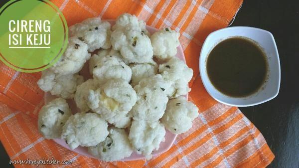 Resep Cireng Isi Keju Crispy Empuk Kriwil Makanan Sehat