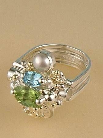 Gregory Pyra Piro Ring 8650