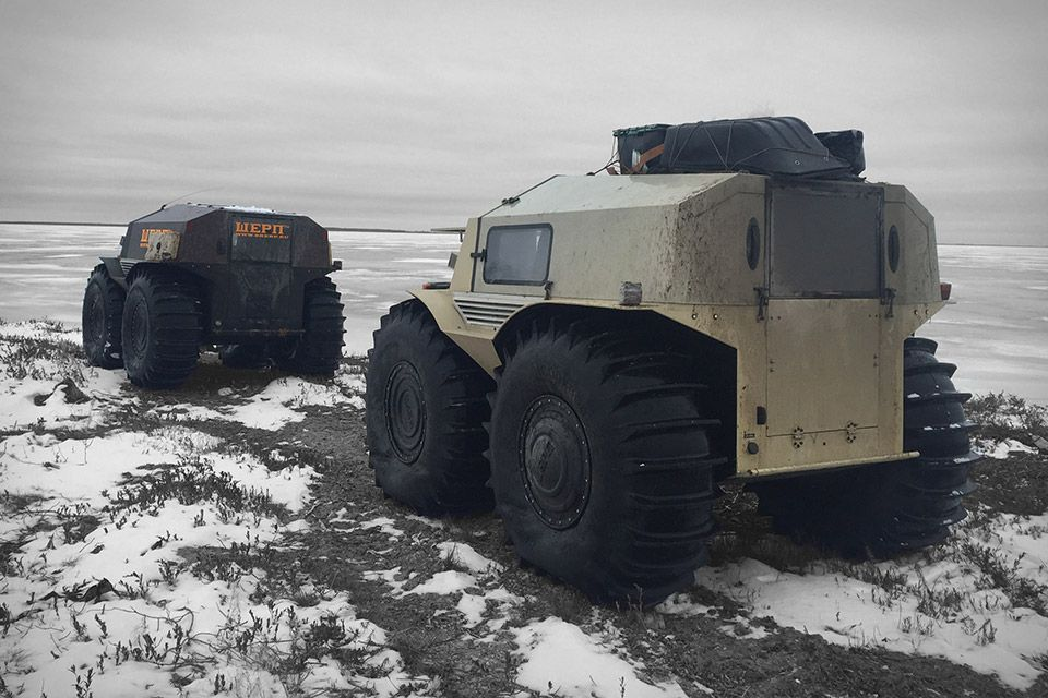 Uncrate All Terrain Vehicles Vehicles Terrain Vehicle