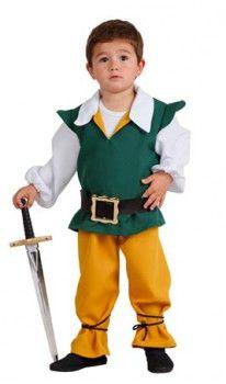 Disfraz de Príncipe Felipe bebé  3dab8373302