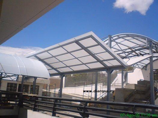 Marquesinas de policarbonato visite - Marquesinas para terrazas ...