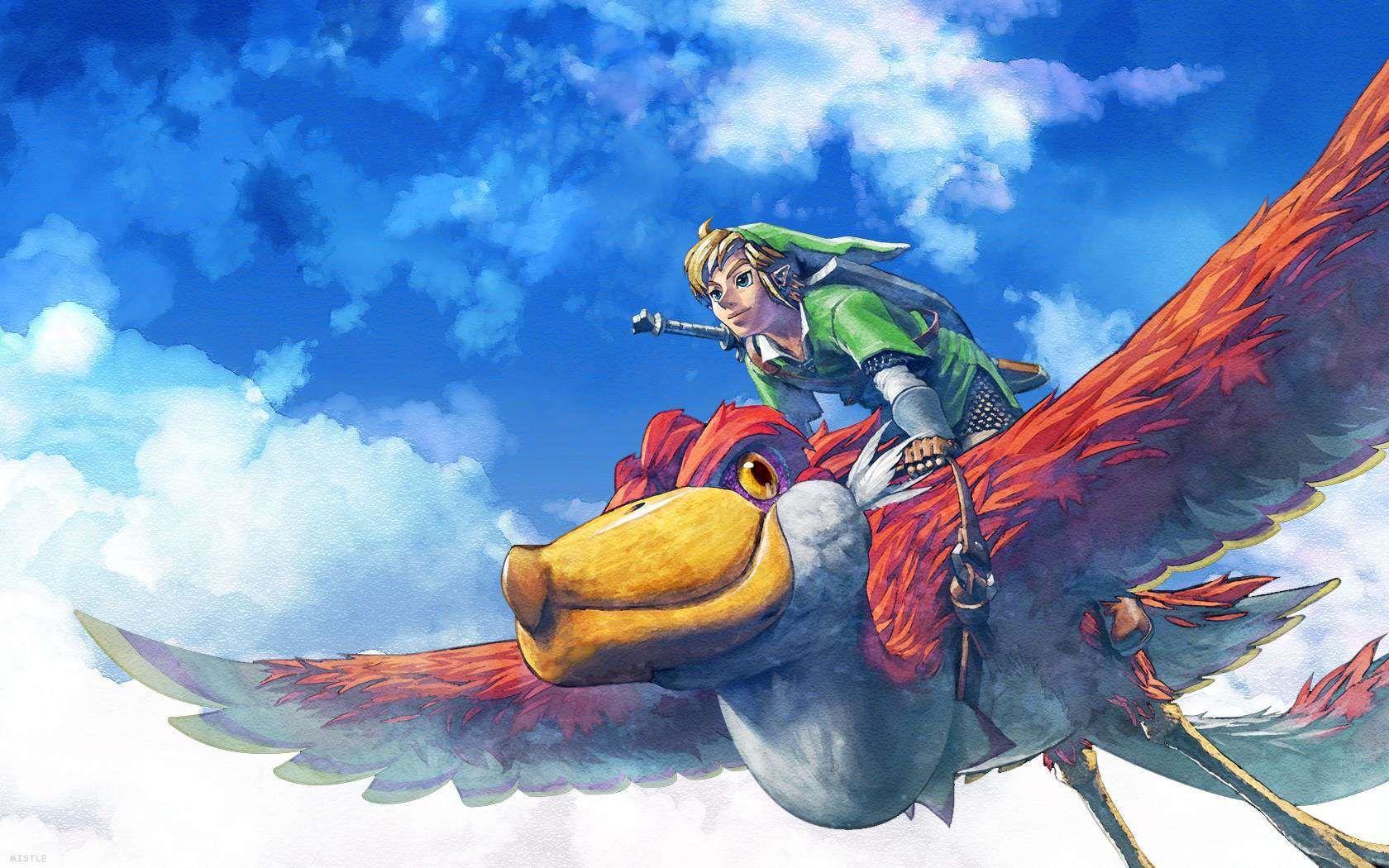 The Legend Of Zelda Skyward Sword Wallpaper 1920x1080 216452
