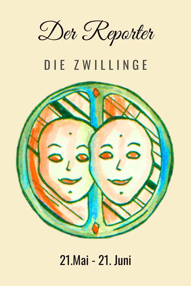 Sternzeichen Zwillinge - Drang zur Mitteilung in 2020