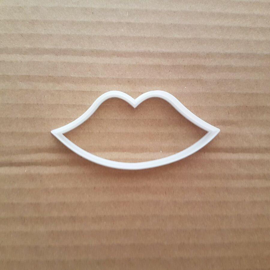 Lips Shape Cookie Cutter Dough Biscuit Pastry Lip Kiss Love Valentines Day #Ad , #ad, #Cutter#Dough#Biscuit #lipsshape