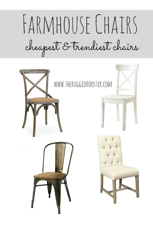 Cheapest Chair top cheapest & trendiest farmhouse chairs on the market! get