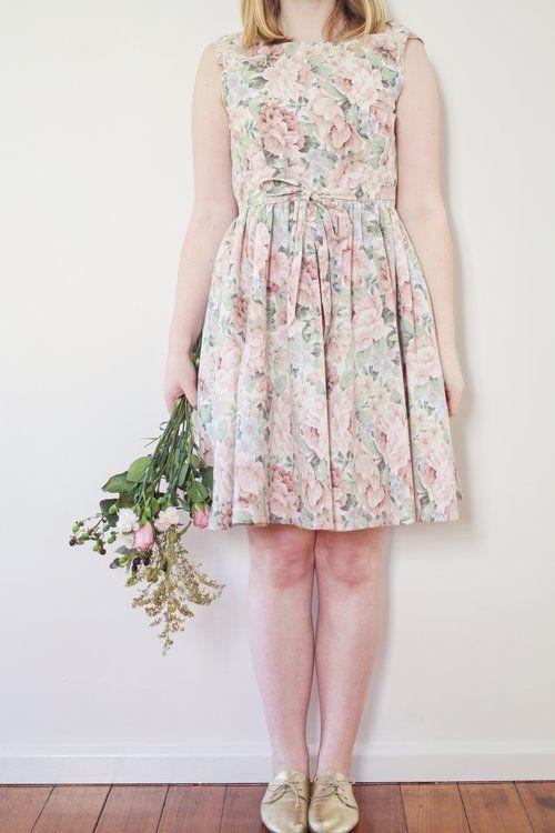 ROSERY APPAREL | Rosa Dress - Multi Floral