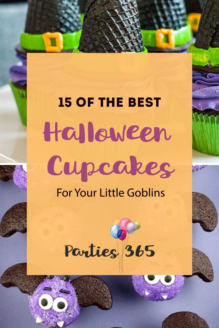 of the best halloween cupcakes for your goblins recipe s