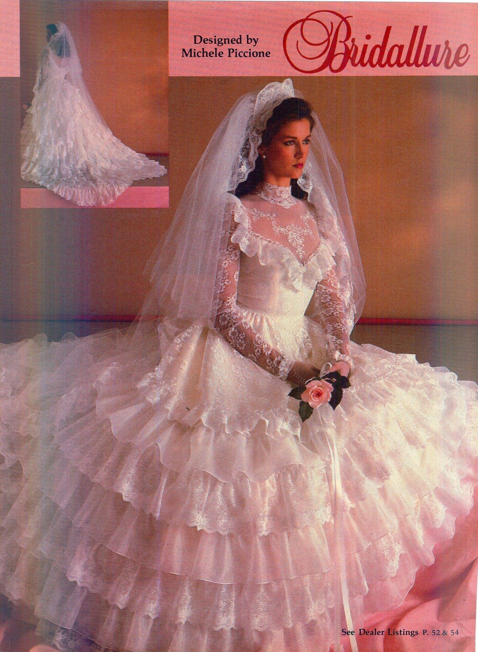 Brides Magazine December 1983/January 1984
