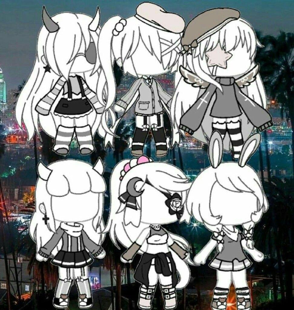 Pin De Laisha De La Sancha En Anime Trajes De Anime Gachas