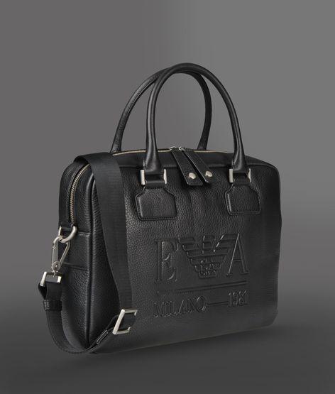 Emporio Armani - Official Online Store Men Briefcase  22186c77c859c