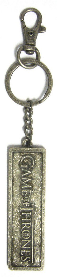 Game Of Thrones - Logo Snap Keychain