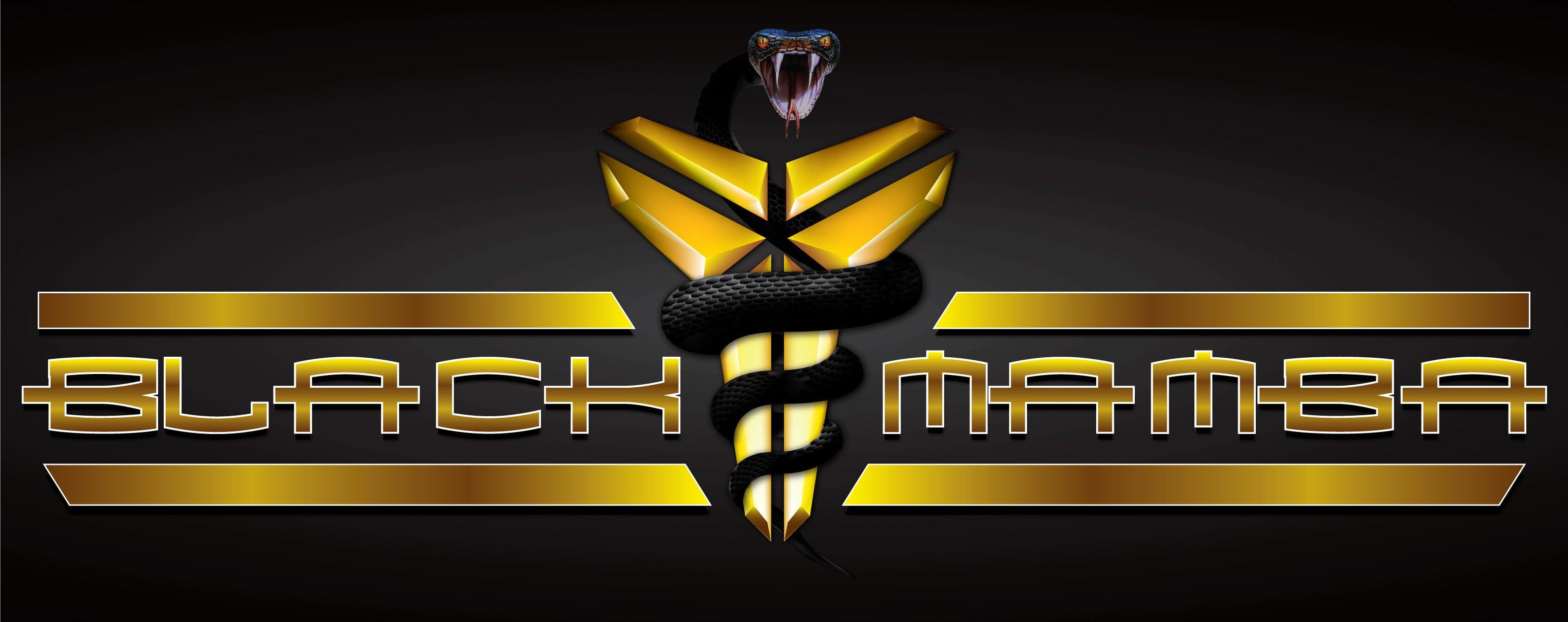 Mamba Logos Black Mamba Logo Design Logo Design Black Mamba Black Wallpaper Iphone