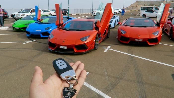 Mobil Sport - Uang Rp 1 Miliar Kamu Pilih Mana Lambhorgini, Ferrari, Atau Ford?