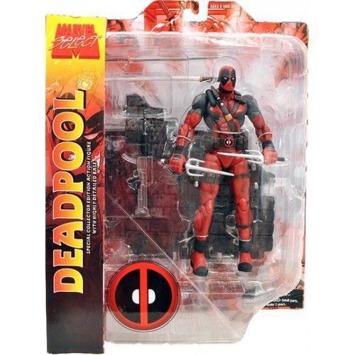 Diamond Select Toys - Marvel Select - Deadpool Action Figure