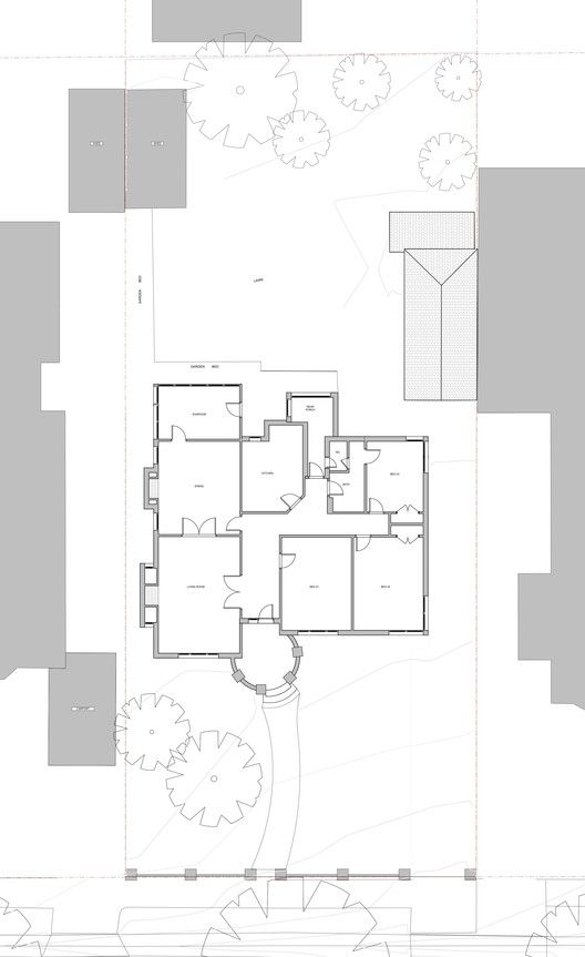 Gallery Of Lake Wendouree House Porter Architects 23 House And Home Magazine Architect Floor Plans