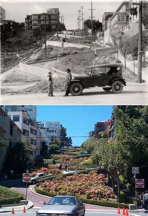 Lombard Street San Francisco: is it the crookedest street in the ...