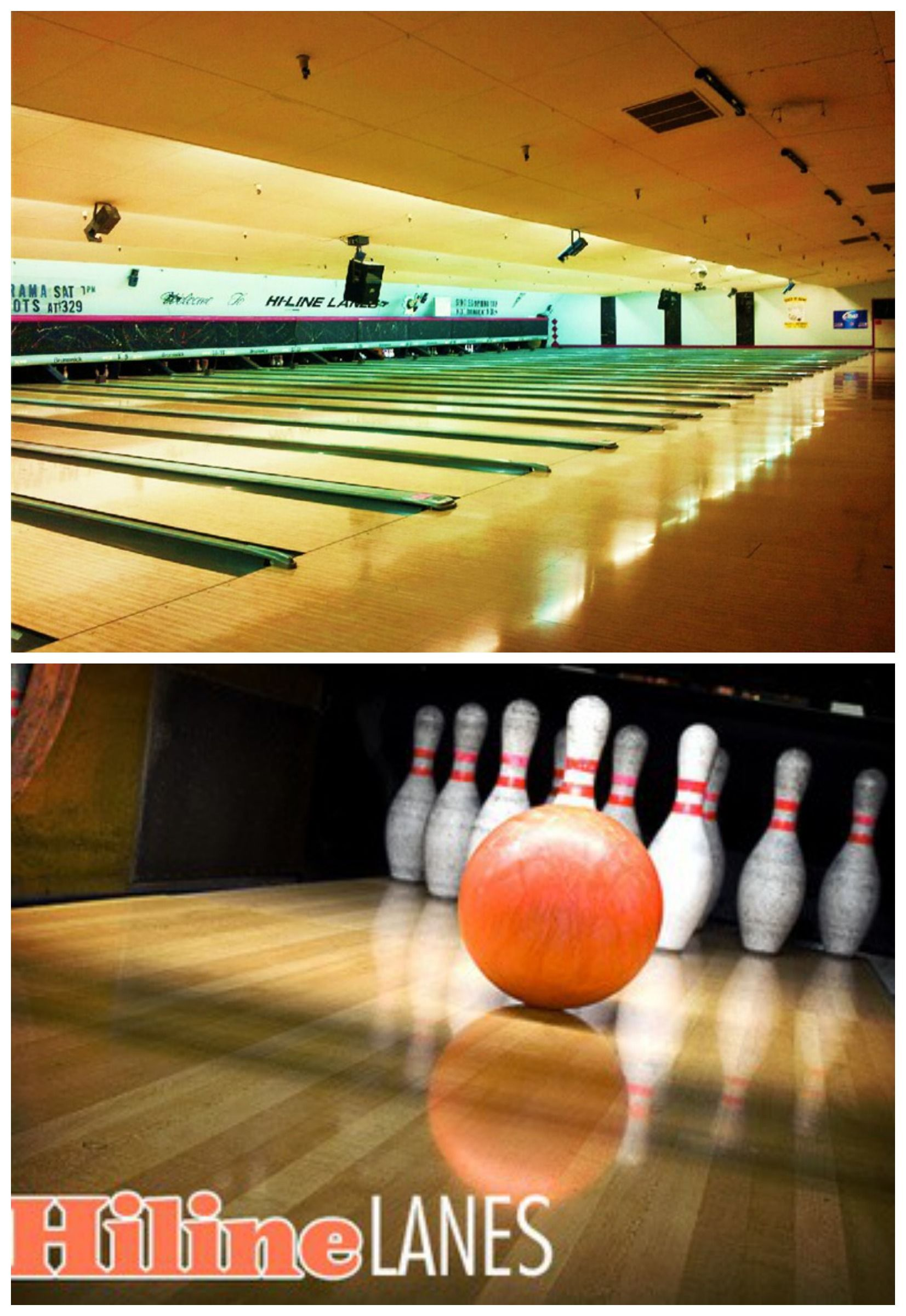 Hiline Lanes Out In Burien Is Great Family Run Bowling Alley Kids Birthday Party Venues Birthday Party Venues Party Venues