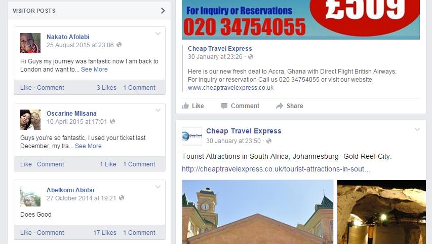 cheap travel express reviews | Cheap Travel Express ...