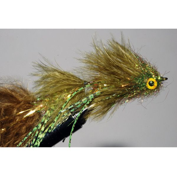 Fly fishing bass flies bass poppers bass streamers for Bass fly fishing