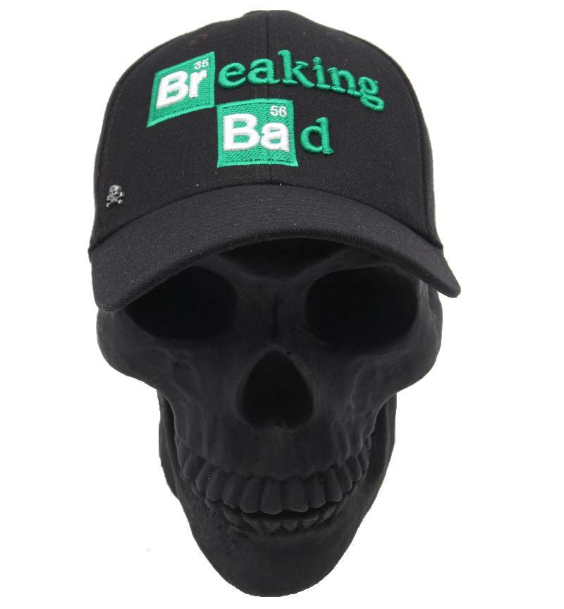 Gorra Breaking Bad www.kingmonster.com