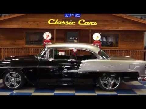 1955 Chevrolet Bel Air A E Classic Cars Youtube Chevrolet Bel Air Classic Cars 1955 Chevrolet