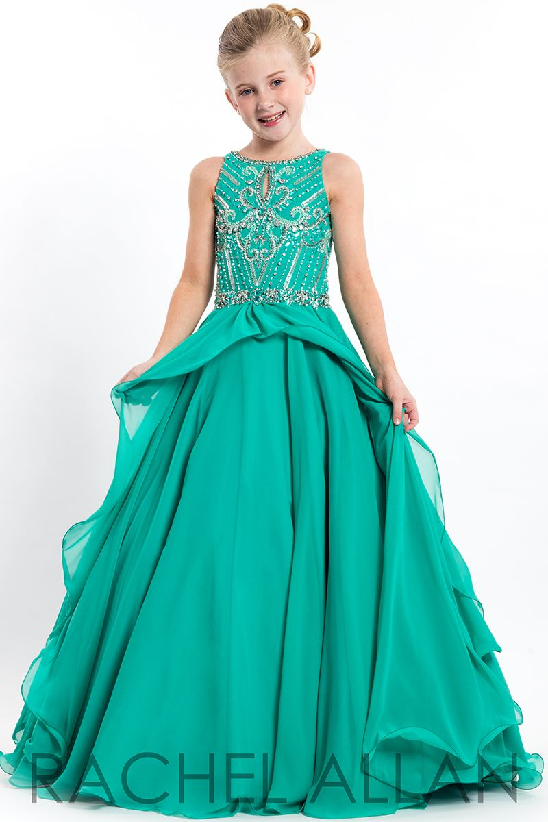 5f0d29d6a72 Pin by Mimi s Bridal   Formalwear on Children s Pageant dresses ...