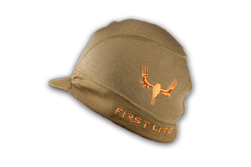 fff1a2ca929cc LIMITED EDITION First Lite Brimmed Beanie with MeatEater Logo ...