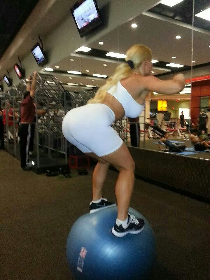 Coco Fitness Ball Exercises Muscle Fitness Ball