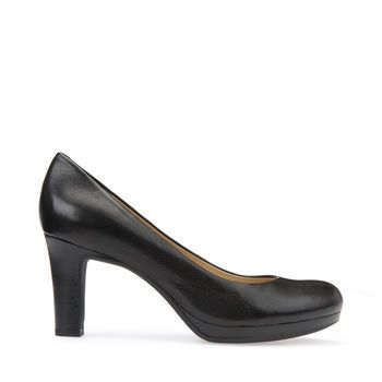 Scopri Lana décolleté donna in nero. Fai shopping su Geox.com ... 18fcc5dc49d