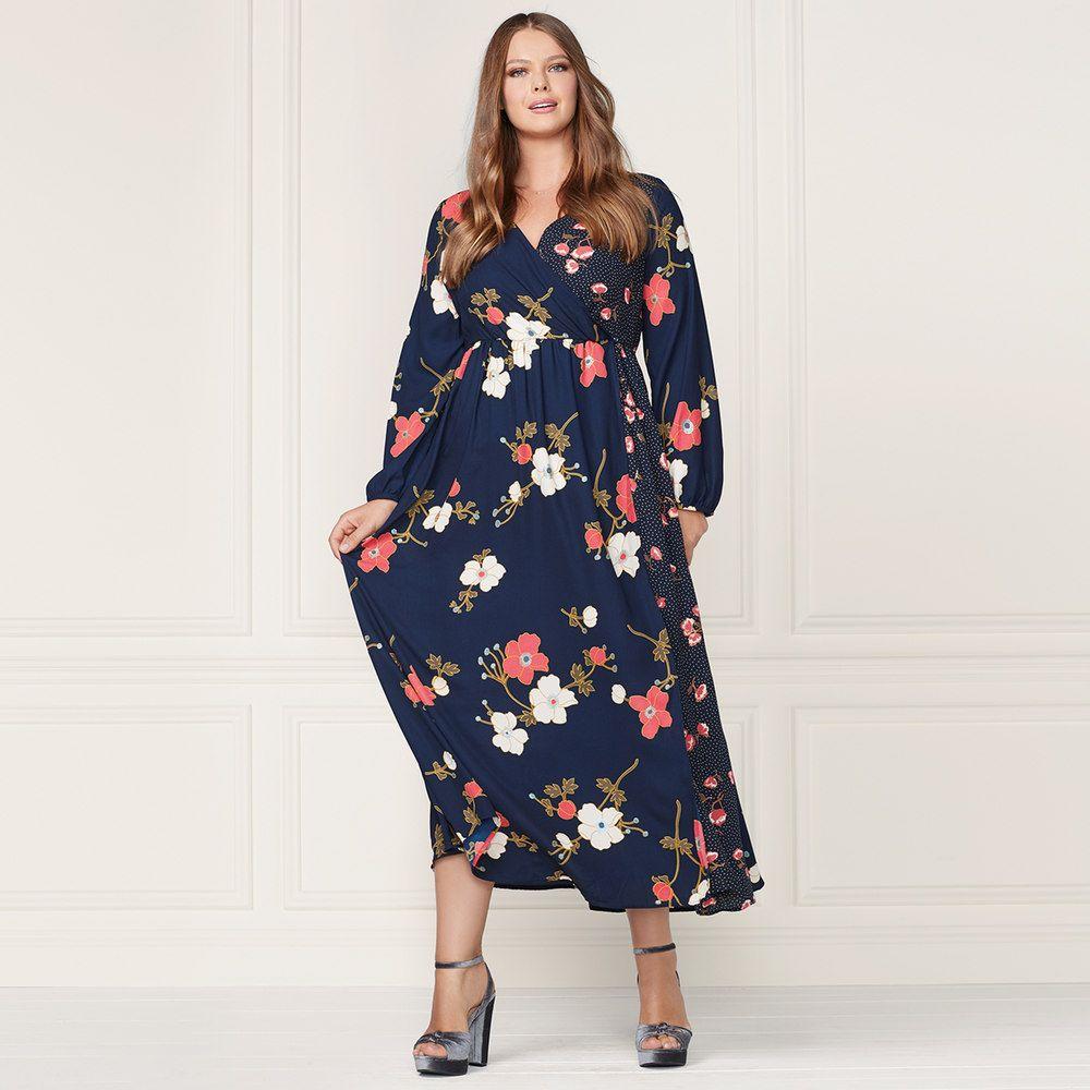 Plus Size Maxi Dresses Kohls