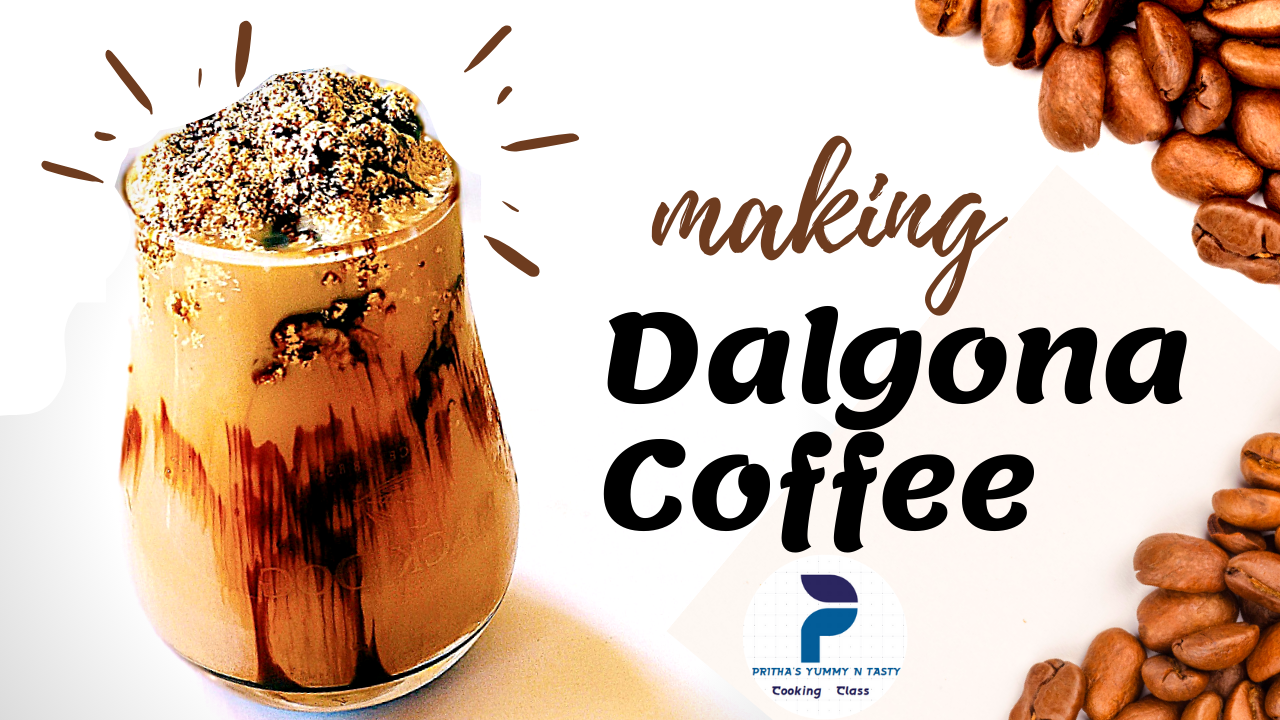how to make Dalgona Coffee in 2020 Dalgona coffee
