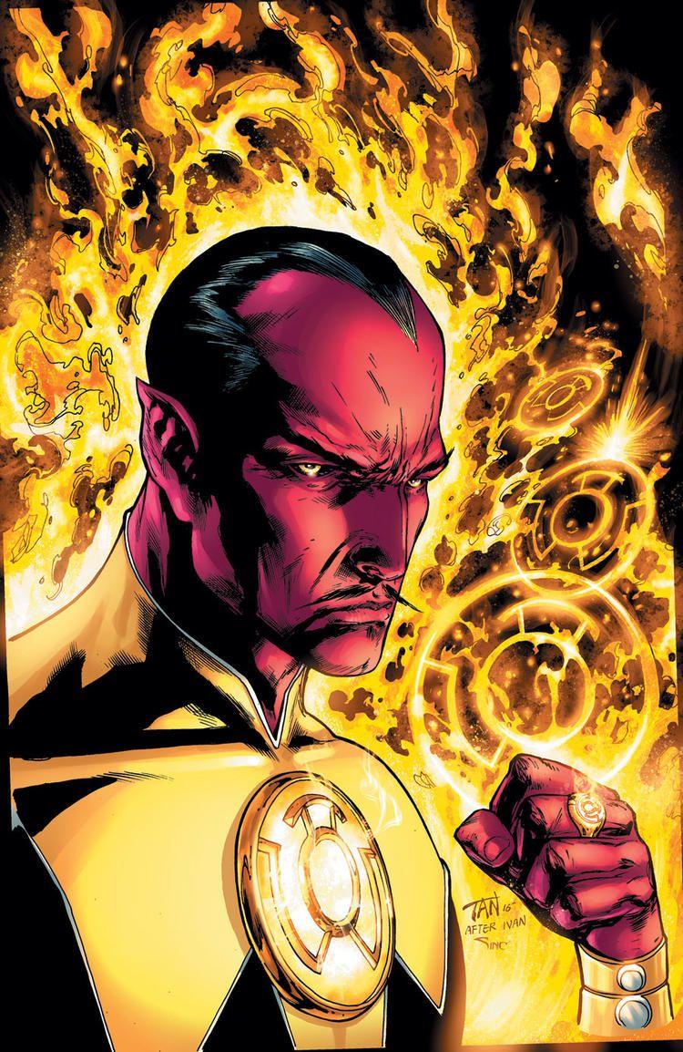 sinestro comic book villains pinterest dc comics comics and
