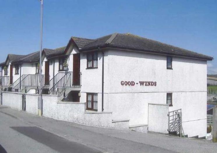 Goodwinds Apartments Falmouth Cornwall Uk England Self