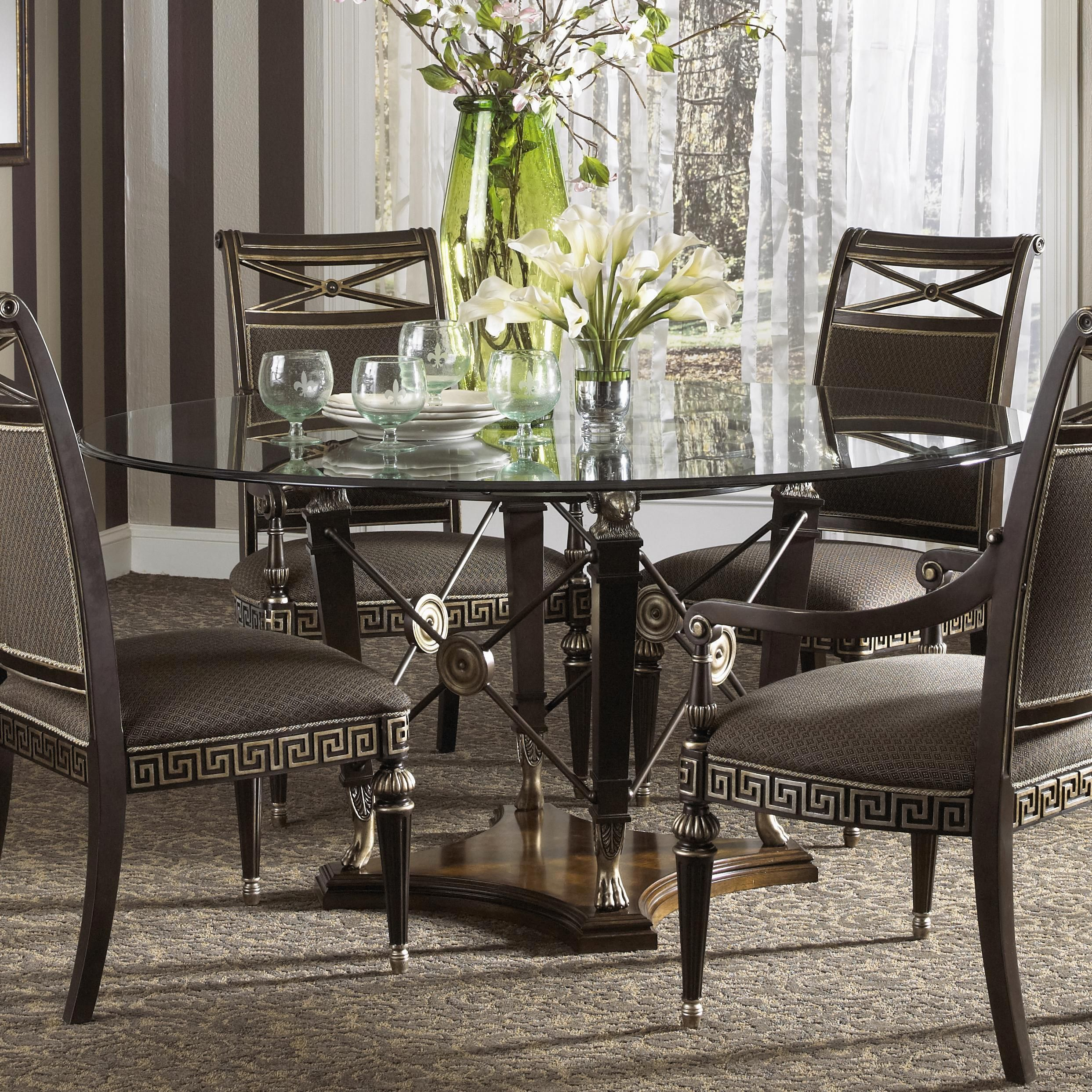 Dining Room Formal Dining Room Tables And Chairs Glass Coffee Table Centerpieces Oval Glass T Round Dining Room Sets Round Dining Room Fine Furniture Design
