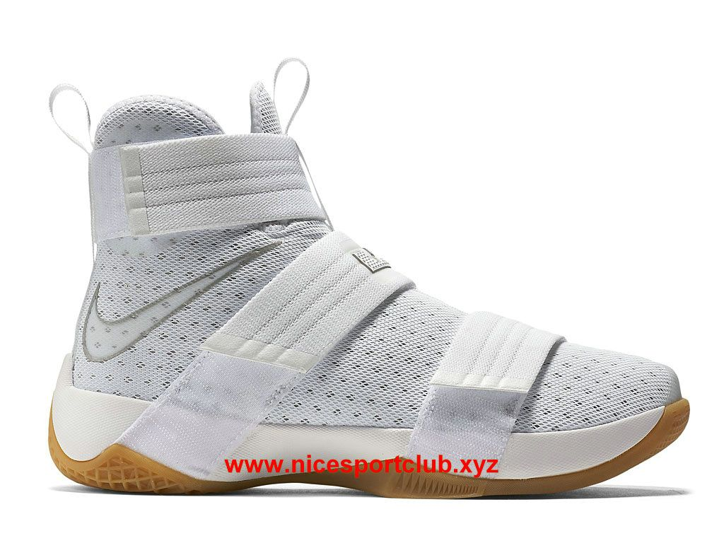 wholesale dealer 595b6 84ab1 amazon chaussures de basketball nike lebron soldier 10 strive for greatness  prix homme pas cher white