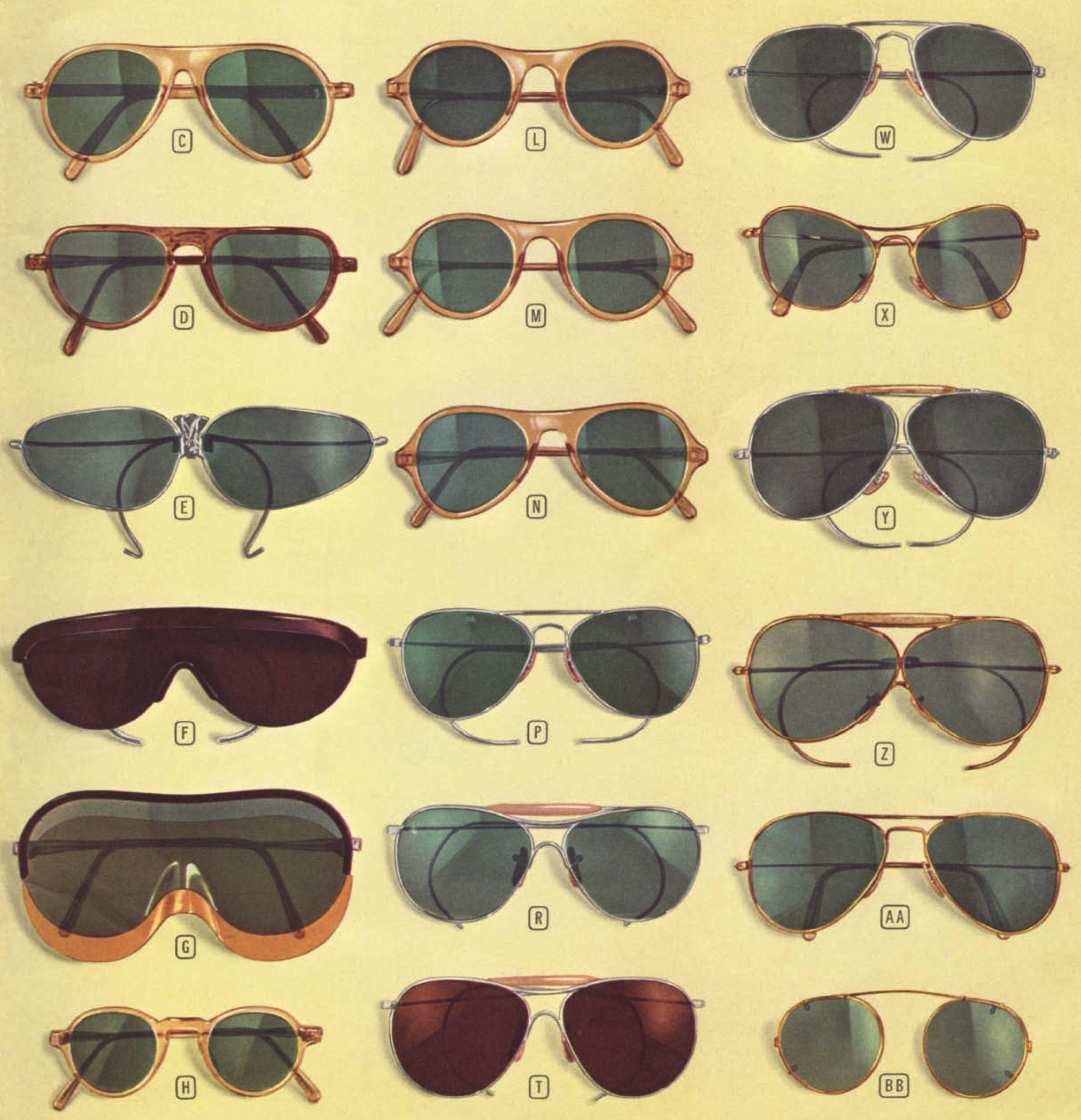 812fdc9054 Montgomery Ward catalogue 1946. Sunglasses Shop