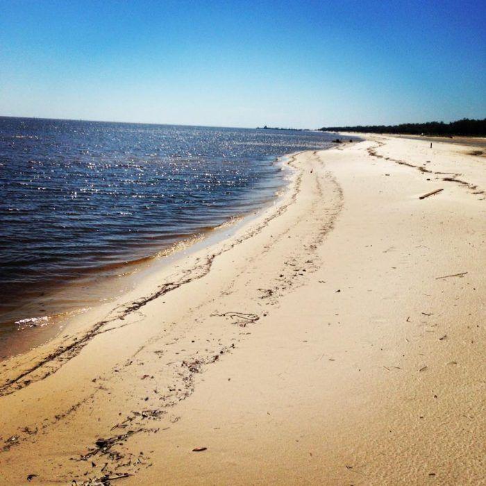 P Beach