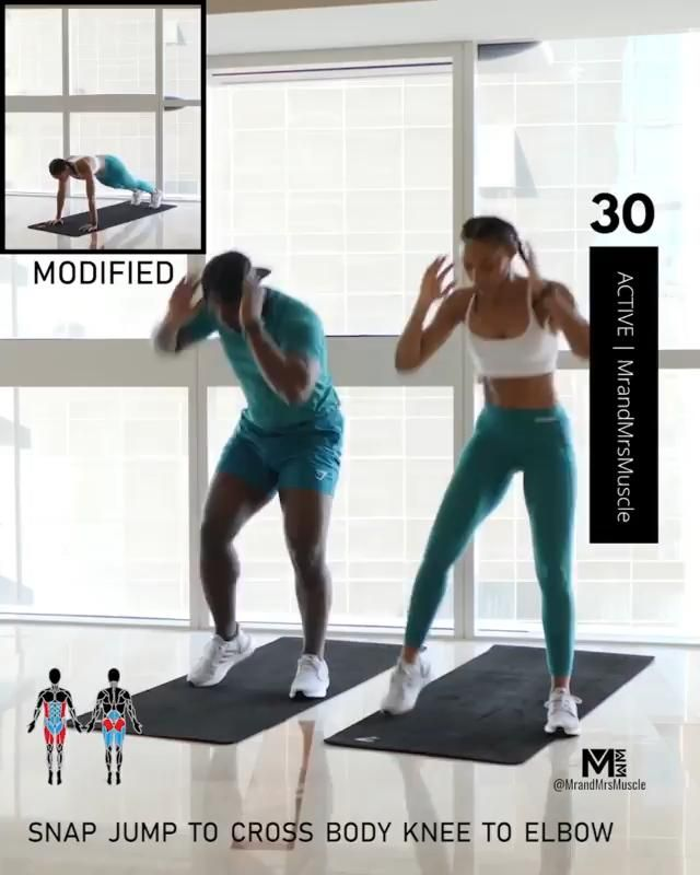 FULL BODY HIIT WORKOUT AT HOME VIDEOS