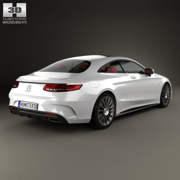 Mercedes-Benz S-Class AMG Sports Package (C217) Coupe With