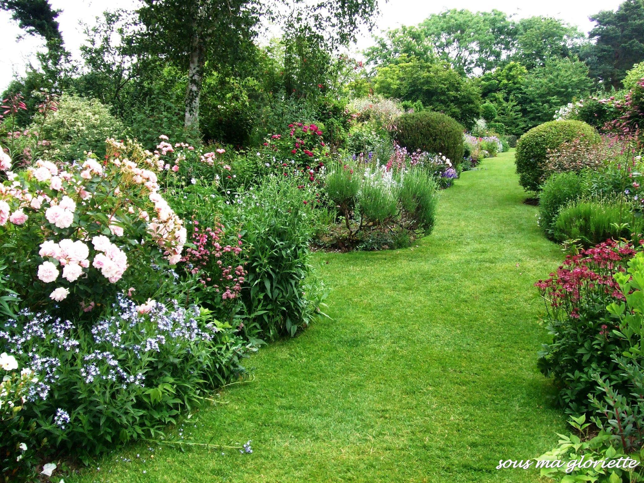 Les Jardins À L Anglaise Épinglé sur jardin anglais
