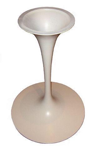 Eero Saarinen Tulip Base Only MidCentury Modern Pinterest - Saarinen tulip table base only