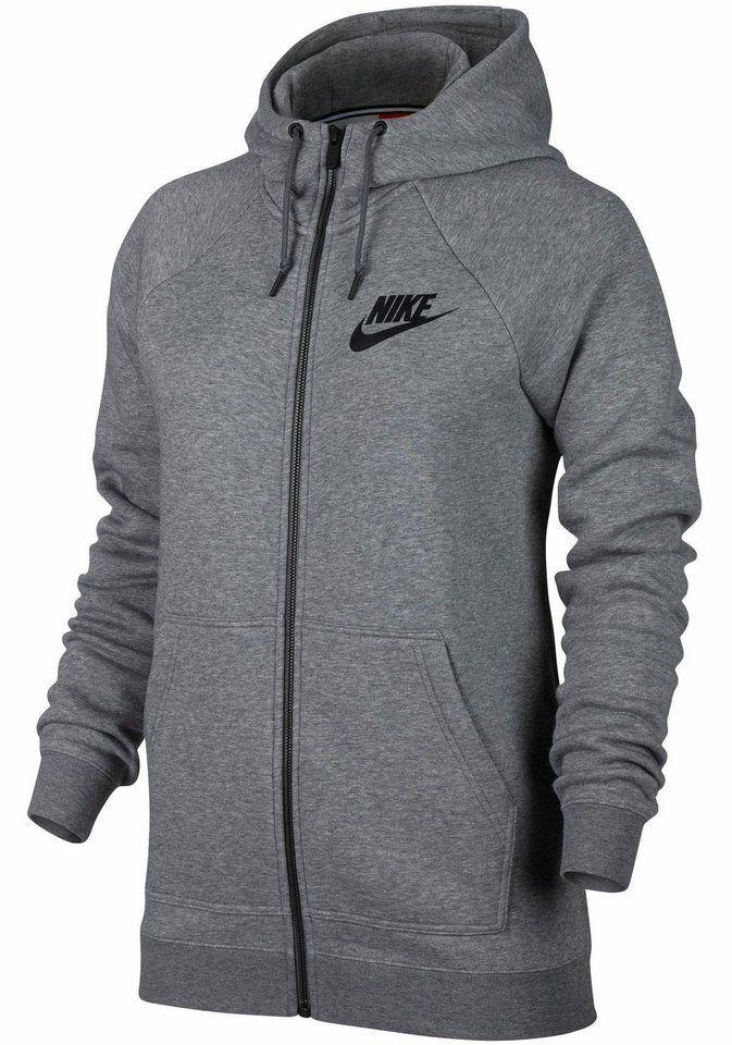 Nike Herren Kapuzenjacke KO Full Zip Hoody 2.0