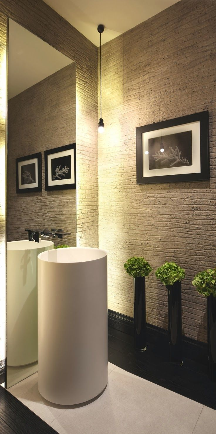 Minosa Design: Elements of the Modern Bathroom - Wash Basins | Ideas ...
