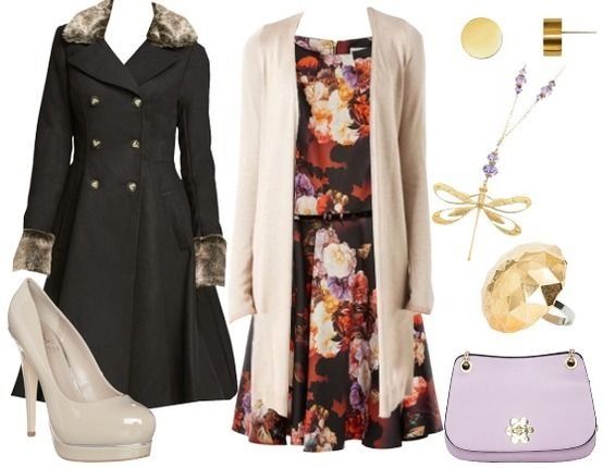 Winter Date. - Evening Outfits - stylefruits.co.uk
