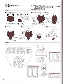 Amigurumi San-X - TODOAMIGURUMI - Álbumes web de Picasa