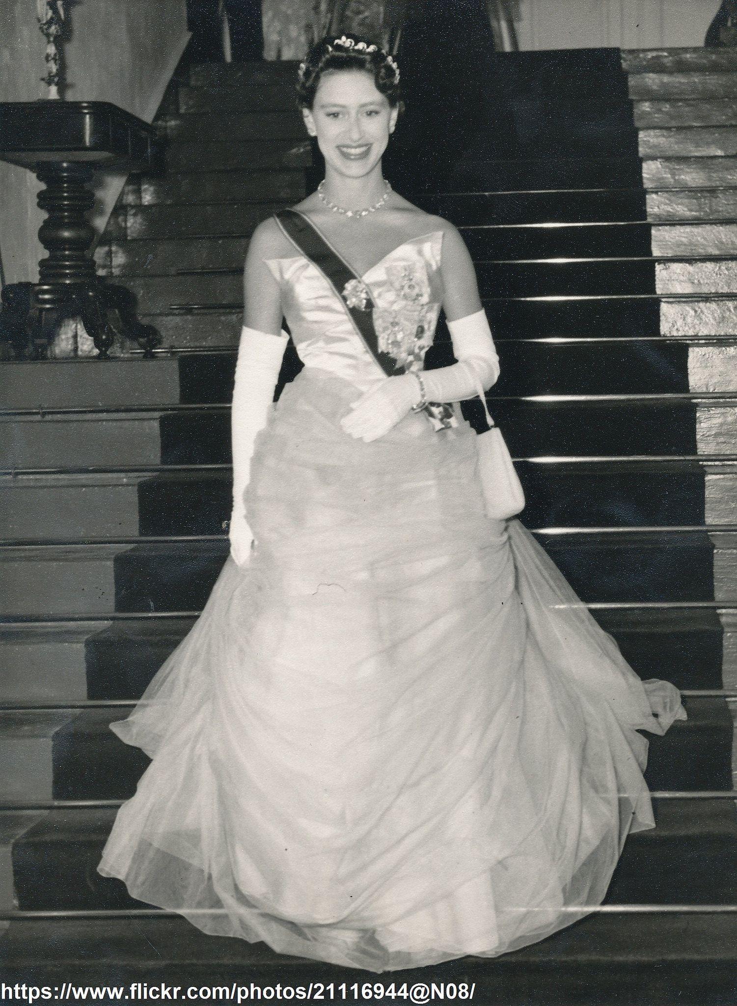 Princess Margaret in Jamaica Принцесса маргарет, Принцессы
